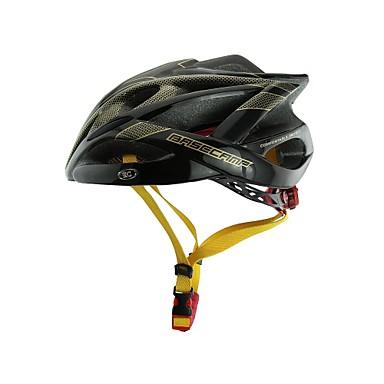 Basecamp Unisex Bicicletă Cască 28 Găuri de Ventilaţie Ciclism Ciclism Ciclism montan Ciclism stradal Mare: 59-63cm; Mediu: 55-59cm;PC