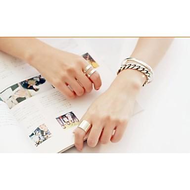 Dames Armbanden met ketting en sluiting Legering Liefde Sieraden Voor Bruiloft Feest Dagelijks Causaal Sport