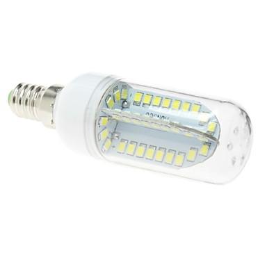 E14 Becuri LED Corn T 84 SMD 2835 500 lm Alb Rece AC 85-265 V