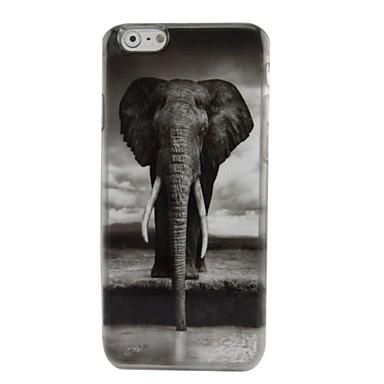Pentru Carcasă iPhone 6 Carcasă iPhone 6 Plus Carcase Huse Model Carcasă Spate Maska Elefant Greu PC pentruiPhone 6s Plus iPhone 6 Plus