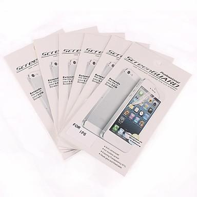 Недорогие Защитные пленки для iPhone 6s / 6-Защитная плёнка для экрана для Apple iPhone 6s / iPhone 6 Защитная пленка для экрана Матовое стекло / iPhone 6s / 6