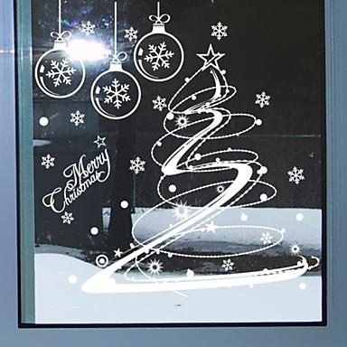 Natură moartă Modă Forme Crăciun Vintage Fantezie Timp Liber Perete Postituri Autocolante perete plane Autocolante de Perete Decorative,