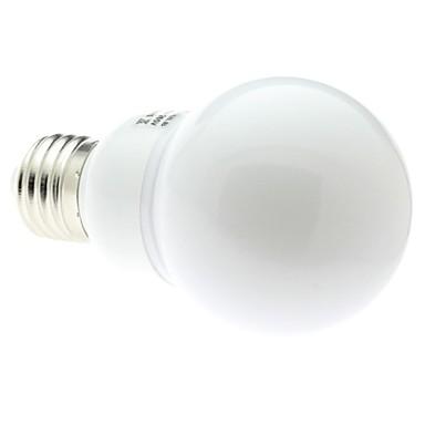 E26/E27 Bulb LED Glob G60 84 SMD 2835 500 lm Alb Rece AC 85-265 V
