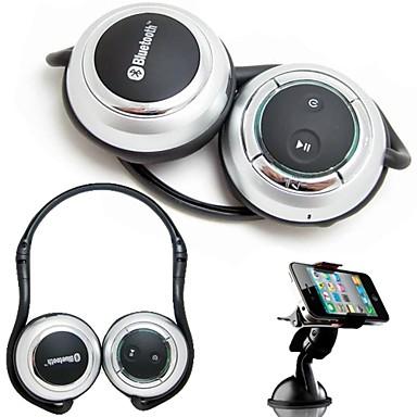 stereo trådlösa bluetooth hörlurar hörlurar headset för iphone 6   6plus   5    5s   83701c15703a8