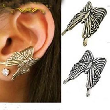 Γυναικεία Χειροπέδες Ear Πανκ Μοντέρνα Κράμα Πεταλούδα Ζώο Κοσμήματα Πάρτι Καθημερινά Causal