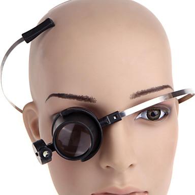 ZW-13b-o 15x ochi clemă fără eșuat lupă reparare ceas lupă (2 x CR1620)