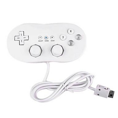 Controladores para Nintendo Wii Wii U Portátil Novidades Com Cabo