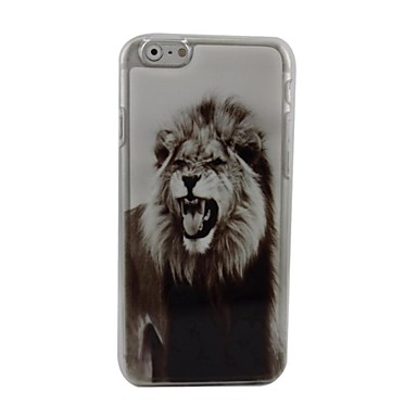 Voor iPhone 6 hoesje iPhone 6 Plus hoesje Hoesje cover Patroon Achterkantje hoesje dier Hard PC vooriPhone 6s Plus iPhone 6 Plus iPhone