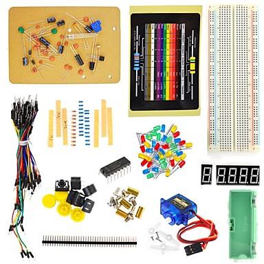 elektronische onderdelen pakken voor Arduino