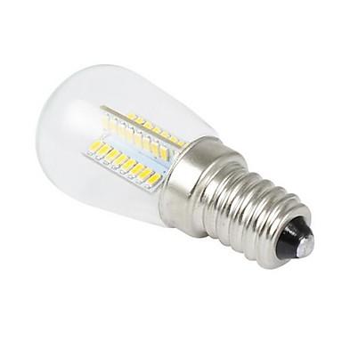 ON Lâmpada Vela Decorativa E14 3 W 200LM LM 5000-6000 K Branco Quente / Branco Frio 64 SMD 3014 AC 220-240 V T