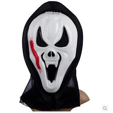 σαρανταποδαρούσα δύσκολο pvc ουρλιάζοντας Απόκριες μάσκα