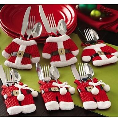 1pc Santa Çoraplık Mandalları, Tatil Süslemeleri 13.0*10.0*2.0