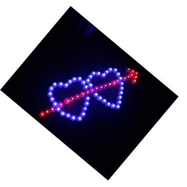 Kerzenlicht Batterie Acryl Inklusive Akku 9.0*4.5*4.5cm