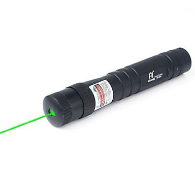 Lanternă în formă Indicator laser 532 Aluminum Alloy