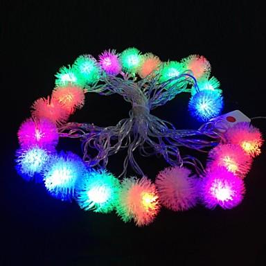 5m Leuchtbänder RGB 20 LEDs RGB 110-220 V
