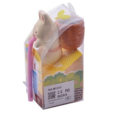 LJKGDQ Μοντέλα απεικόνισης Παιχνίδια Rabbit Ζώα Κομμάτια