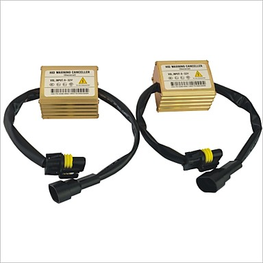 Universal-HID-Xenon-can-Bus Warnung Canceller Decoder Widerstand -2pcs