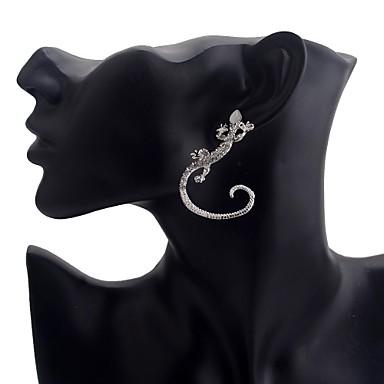 Damen Ohr-Stulpen - Diamantimitate Luxus, Europäisch Für Party / Alltag / Normal