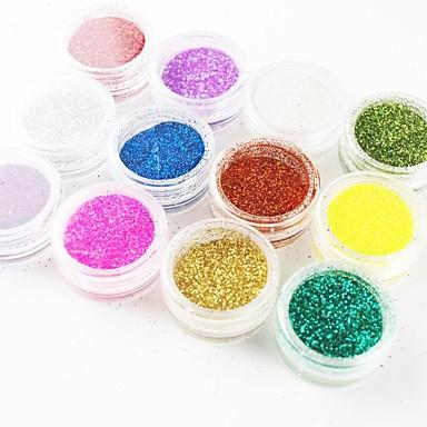 1conjunto Purpurina,Multicolorido