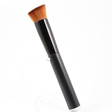 1pcs professioneel Make-up kwasten Foundationkwast Synthetisch haar Gezicht Grote kwast