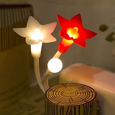 1 buc Wall Plug Nightlight Decorativ 220V