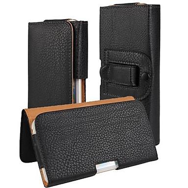 Недорогие Чехлы и кейсы для Galaxy Note 3-Личи линии PU кожаный чехол с поясной клипсой для Samsung Galaxy Note 3