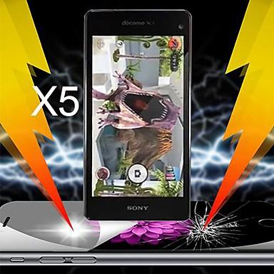 Ekran Koruyucu Sony için PET 5 parça Ultra İnce