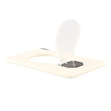 LED éjszakai fény AkkumulátorBattery ABS 1 Lámpa 8.7*5.3*5.3cm
