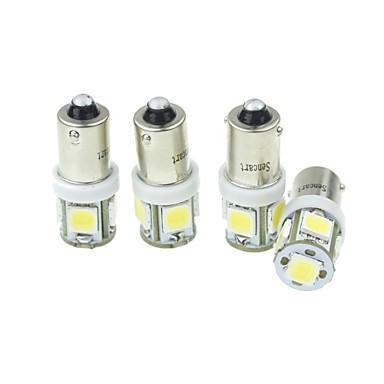 זול תאורת יום לרכב-SO.K BA9S מכונית נורות תאורה 2.5W לד בתפקוד גבוה / SMD LED 160lm LED אורות חיצוניים