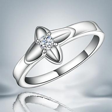 Pentru femei Inel de declarație Aliaj Nuntă Petrecere Zilnic Costum de bijuterii