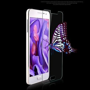 화면 보호기 Samsung Galaxy 용 A3 안정된 유리 화면 보호 필름 고해상도 (HD)