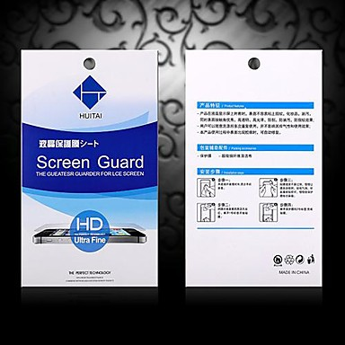 Screenprotector voor Samsung Galaxy Other PET Voorkant screenprotector High-Definition (HD)