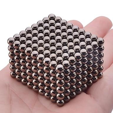 Magnetisch speelgoed Bouwblokken Neodymium magneet Magnetische ballen 216pcs 5mm Magneet Magnetisch Bol Geschenk