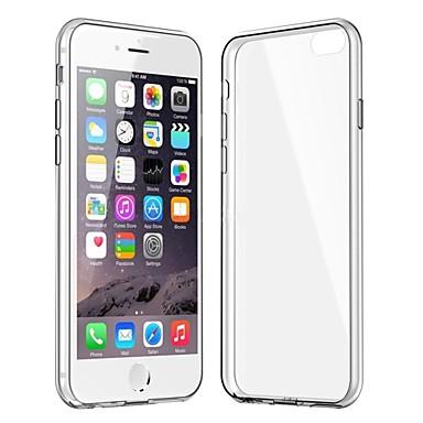 caso da tampa do pc duro transparente para iphone 6 mais