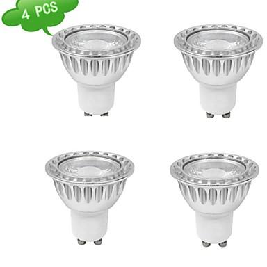 9W GU10 Spoturi LED MR16 1 COB 810 lm Alb Cald AC 85-265 V