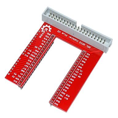 diy πλακέτα επέκτασης GPIO για Raspberry Pi β +