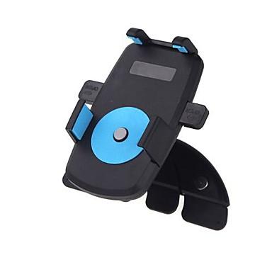 καθολική αυτοκίνητο cd υποδοχή μονταρίσματος κάτοχος αγκύλη για το τηλέφωνο iPhone GPS κινητό 360 μοιρών περιστρεφόμενο