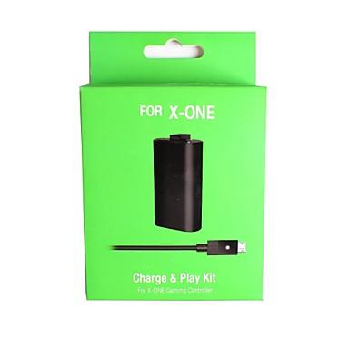 επαναφορτιζόμενη μπαταρία με USB σε DC καλώδιο φόρτισης για το Microsoft Xbox ένα ασύρματο χειριστήριο