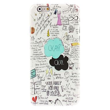 okay ontwerp harde case voor iPhone 6