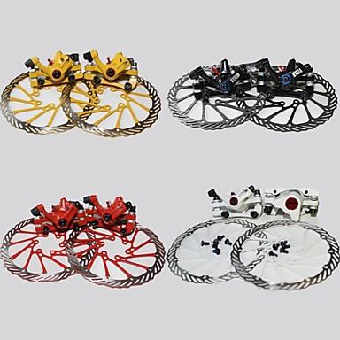 Μπροστινά και οπίσθια δισκόφρενα ποδηλάτων Ντίζα φρένου / Μοχλός φρένου / Στροφείς δισκόφρενου Ποδήλατο Βουνού / Ποδήλατο Δρόμου Κράμα αλουμινίου