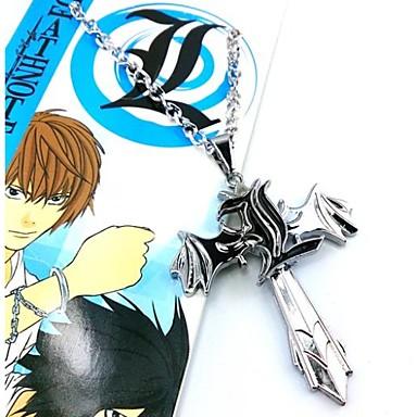 Schmuck Inspiriert von Death Note Cosplay Anime Cosplay Accessoires Halsketten Aleación Herrn neu Halloween Kostüme