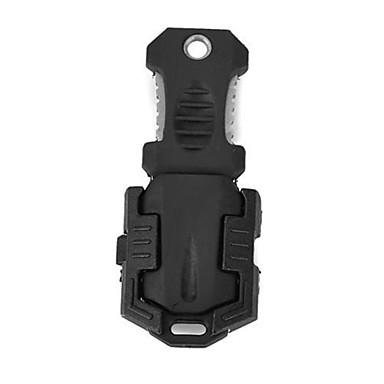 Καραμπίνερ Φορητά Για Υπαίθρια Χρήση PVC ABS Ανοξείδωτος cm 1 τεμ