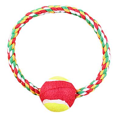 Hunde Spielzeuge Kau-Spielzeug Seil / Knochen Sisal
