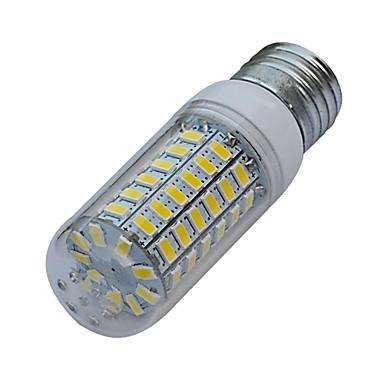 3000-3200/6000-6500 lm E26/E27 LED Λάμπες Καλαμπόκι T 69 leds SMD 5630 Θερμό Λευκό Ψυχρό Λευκό AC 220-240V