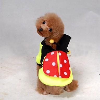 Hund Mäntel Hundekleidung Punkt Baumwolle Kostüm Für Haustiere