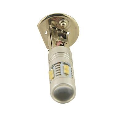 H1 Araba Ampul 50W Yüksek Performanslı LED 10 Sis Işıkları