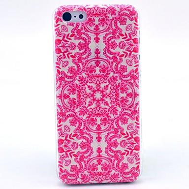 Για Θήκη iPhone 5 Θήκες Καλύμματα Με σχέδια Πίσω Κάλυμμα tok Μάνταλα Σκληρή PC για iPhone SE/5s iPhone 5