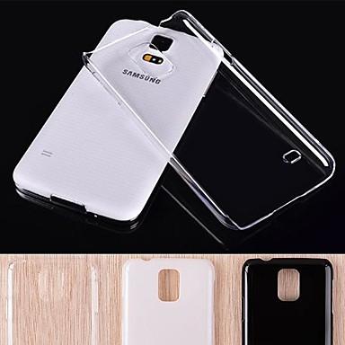 Samsung Galaxy S5 Мини - Задняя панель - Однотонные - Мобильный телефон Samsung ( Черный/белый , Пластик )