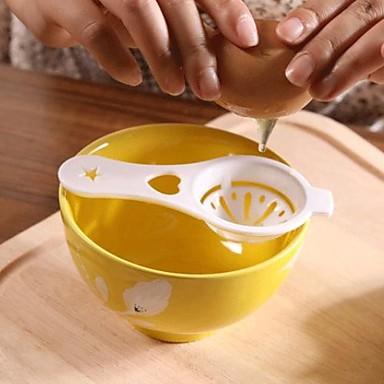 Mutfak aletleri Plastik Yaratıcı Mutfak Gadget Süzgeç Yumurta için