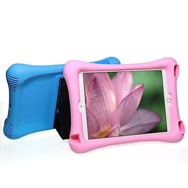 Pouzdro Uyumluluk Apple Şoka Dayanıklı / Satandlı Tam Kaplama Kılıf Solid TPU için iPad Air 2